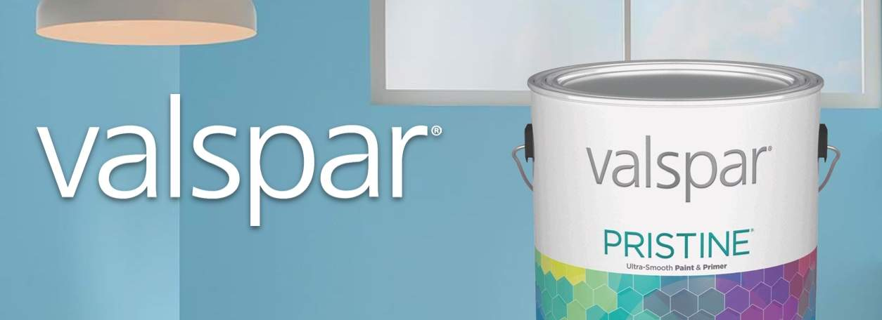 Valspar logo with paint can - Shop Valspar Paint at Millen Hardware