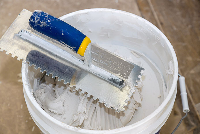 Grout Tools and Supplies