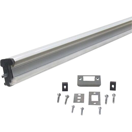 M-D Ultra 2-1/4 In. x 80 In. White Nail-on Door Weatherstrip