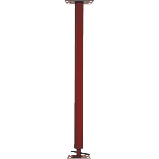 Akron 7 Ft. 3 In. to 7 Ft. 7 In. 12,100 Lb. Capacity Steel Adjustable Mono Post