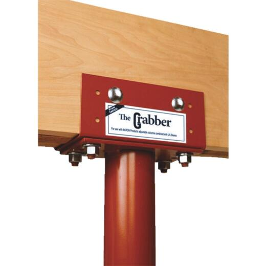 Akron Grabber 5-3/8 In. Steel Saddle Plate