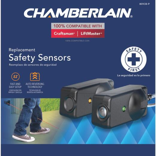 Chamberlain Replacement Safety Sensor (2 Count)