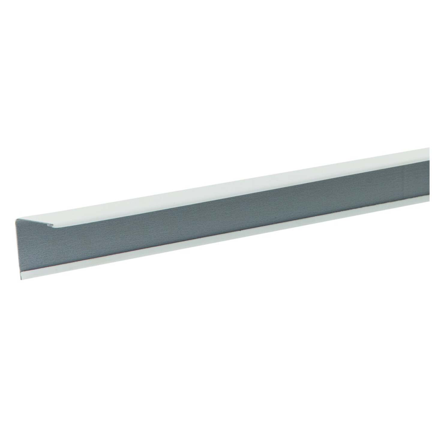Donn 12 Ft. x 7/8 in. White Steel Ceiling Wall Molding Image 1