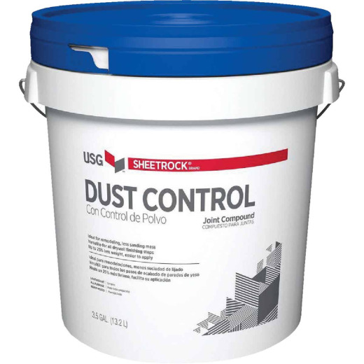 Sheetrock 3.5 Gal. Pail Pre-Mixed Lightweight All-Purpose Dust Control Drywall Joint Compound
