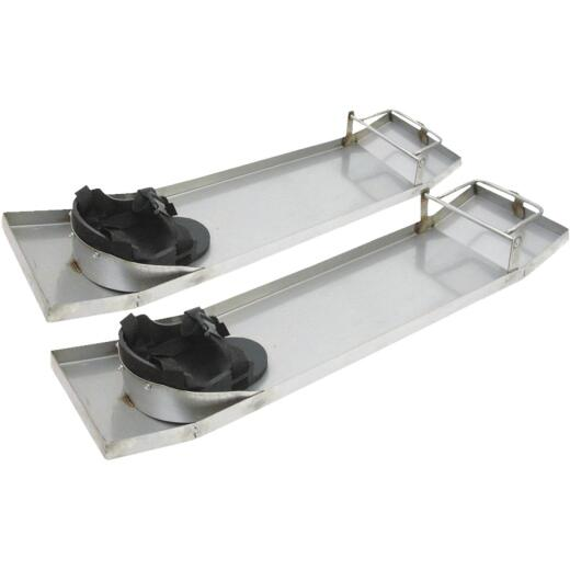 QLT 18 Ga. Stainless Steel Kneeling Board