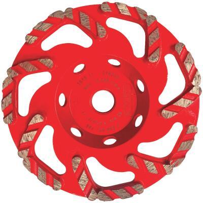 Diablo 4-1/2 In. Masonry Diamond Cup Wheel
