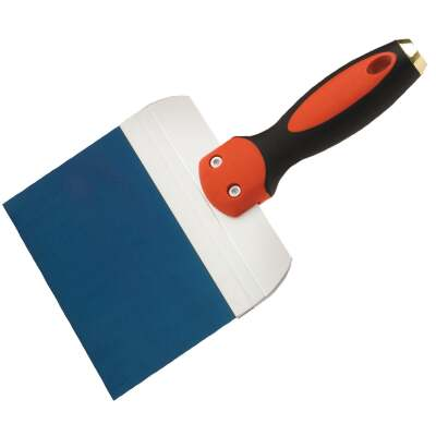 Do it Best 6 In. Ergo Blue Steel Taping Knife