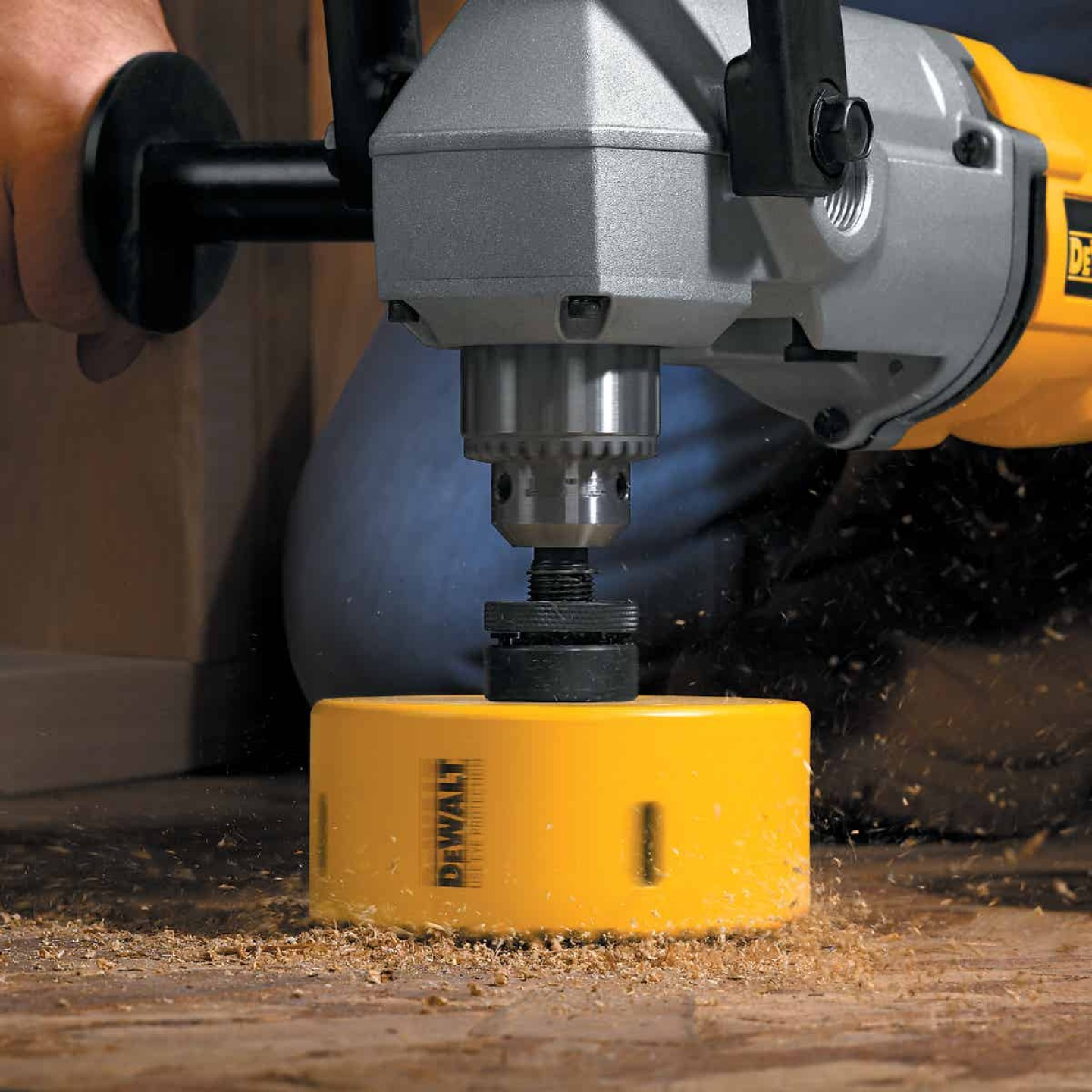 DeWalt 4-1/2 In. Bi-Metal Hole Saw Image 3