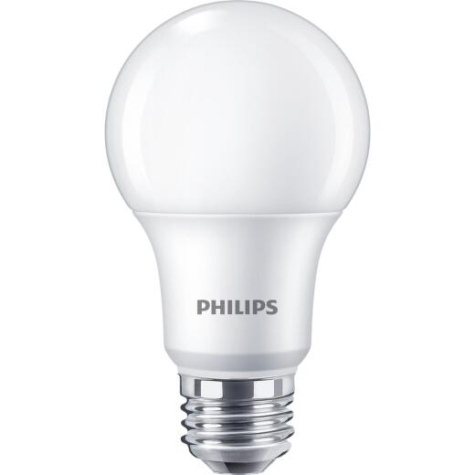 Philips 40W Equivalent Daylight A19 Medium Dimmable LED Light Bulb