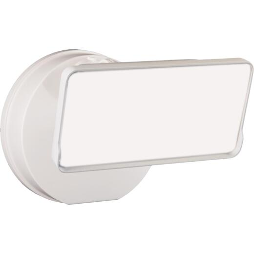 Halo Lumen Selectable White Single Head LED Floodlight Fixture