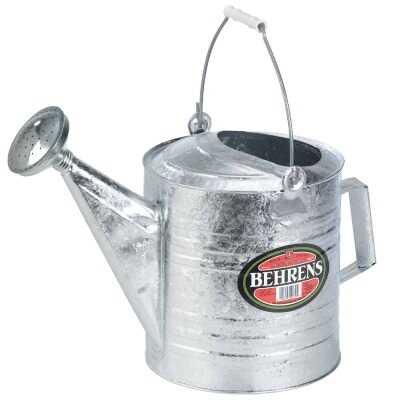 Behrens 8 Qt. Galvanized Steel Watering Can