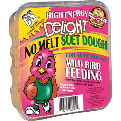 C&S 11 Oz. High Energy Delight Suet Dough