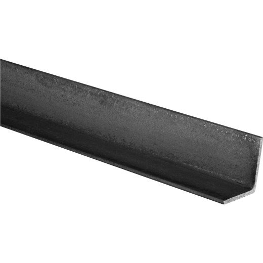 HILLMAN Steelworks Plain 3/4 In. x 3 Ft., 1/8 In. Weldable Solid Angle